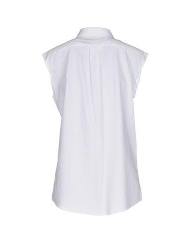 MAISON MARGIELA Camisas y blusas lisas