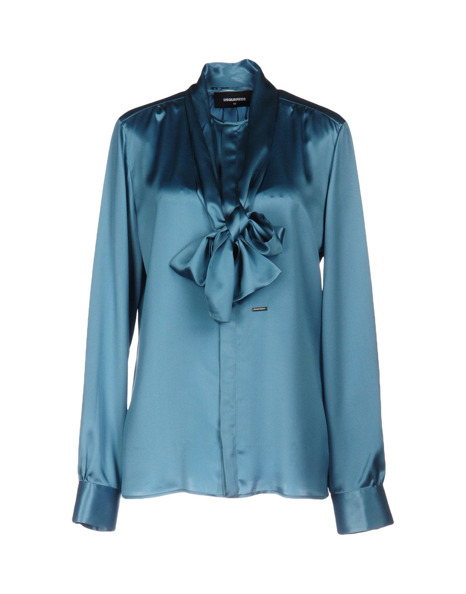 Camicie E Bluse In Seta Dsquared2 Donna - Acquista online su ebDZRnxf