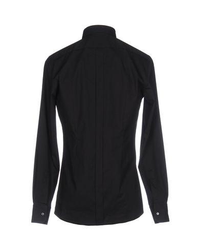 Sweet & Gabbana Camisa Lisa utløp gode tilbud mållinja billig pris perfekt H2izgG