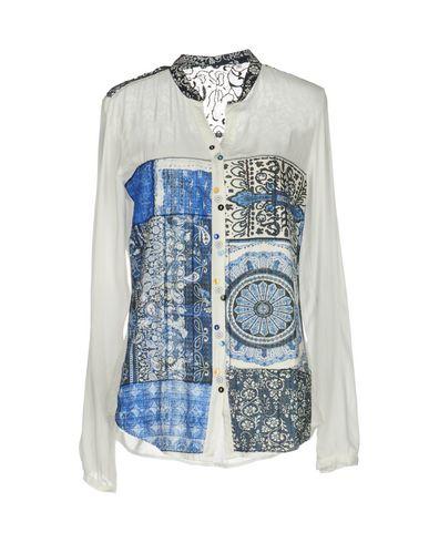 DESIGUAL - Lace shirts & blouses