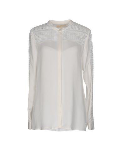 34b32e09eccc Michael Michael Kors Silk Shirts & Blouses - Women Michael Michael Kors  Silk Shirts & Blouses