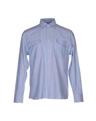 CAMO Solid Color Shirt in Sky Blue