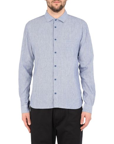 YMC YOU MUST CREATE P2HBM-Y044CURTIS SHIRT Camisa de lino