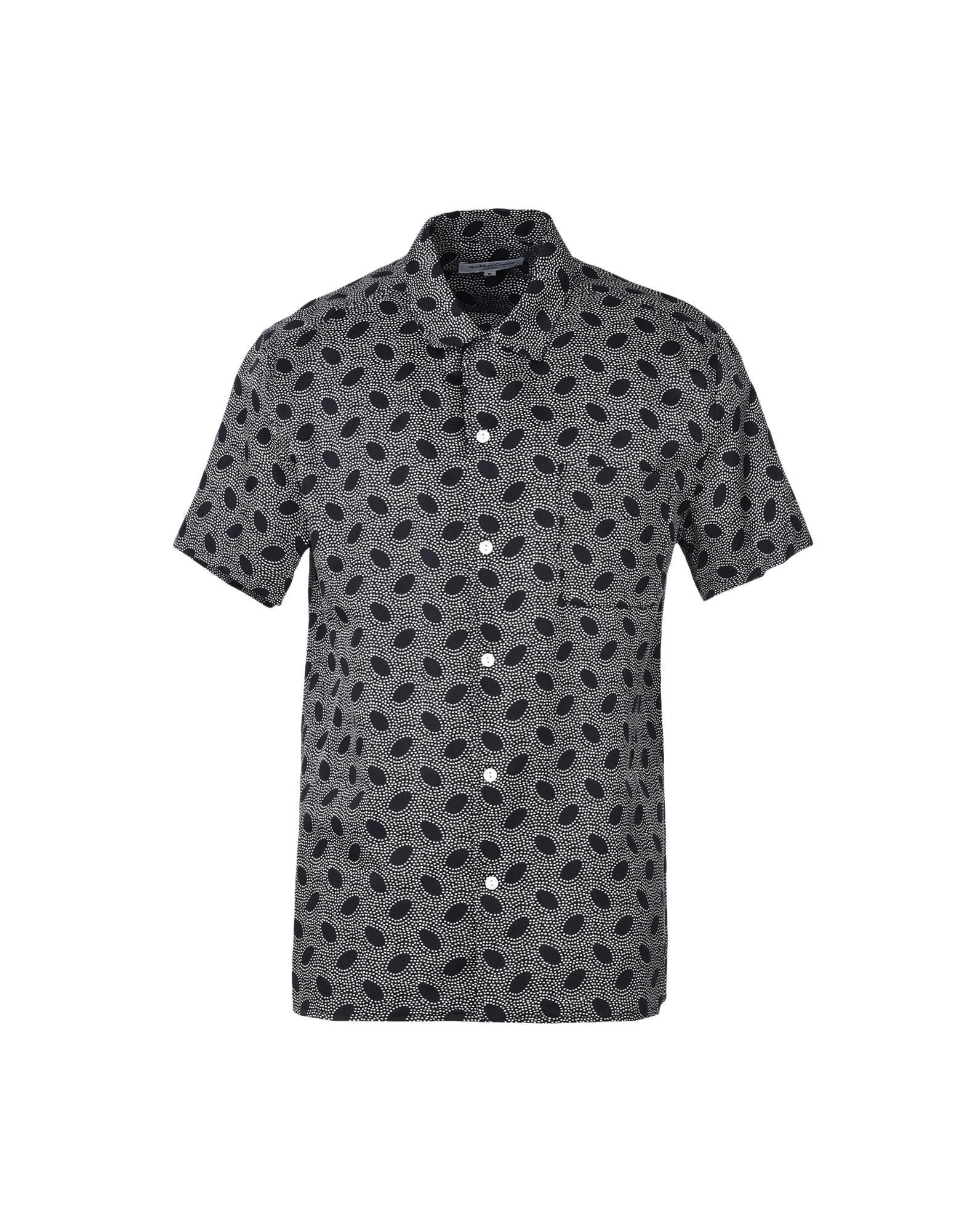 Camicia Fantasia Ymc You Must Create Malick Shirt - Uomo - Acquista online su