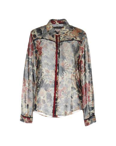 LA FABBRICA del LINO Camisas y blusas de flores