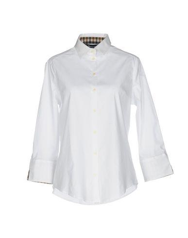 AQUASCUTUM Camisas y blusas lisas