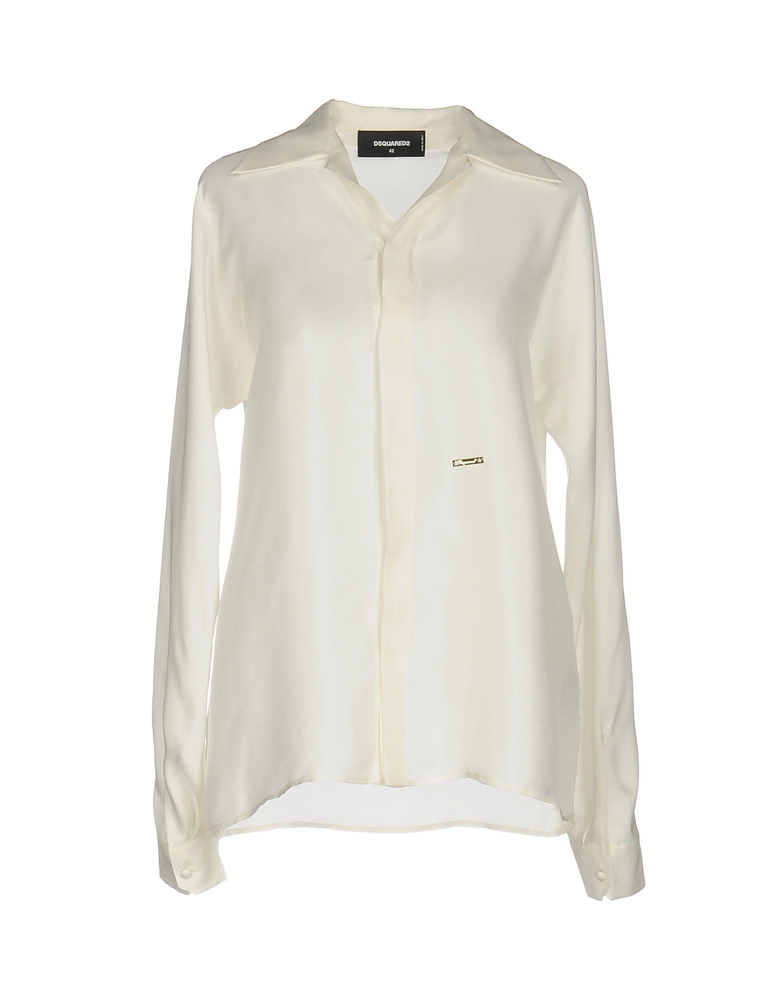 Camicie E Bluse In Seta Dsquared2 Donna - Acquista online su gXTXo