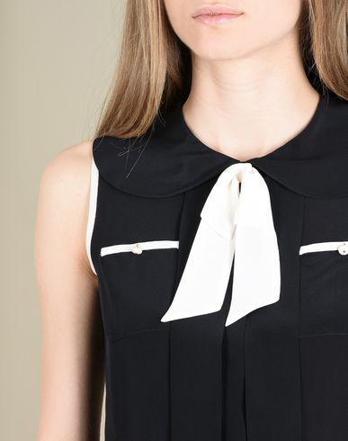 GIORGIO GRATI Camisas y blusas con lazo