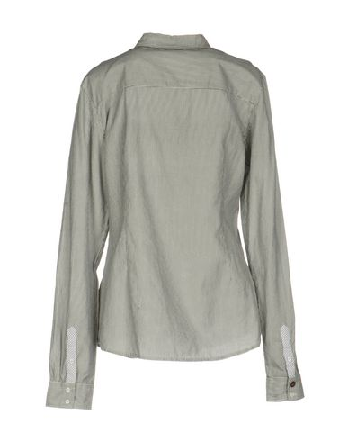 bestemt Manila Nåde Denim Stripete Skjorter kjøpe billig utforske salg fra Kina GATrG8j