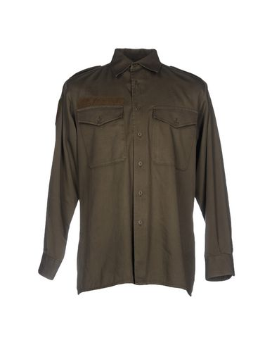 MPD BOX Camisa lisa