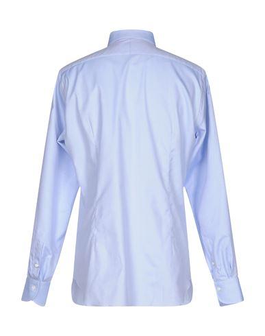 Rabatt Genießen Billig Verkauf Zum Verkauf ALESSANDRO GHERARDI Einfarbiges Hemd o3it6M3tP