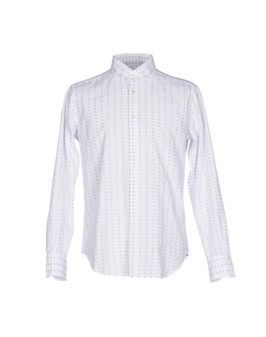 RODA Patterned Shirt in White