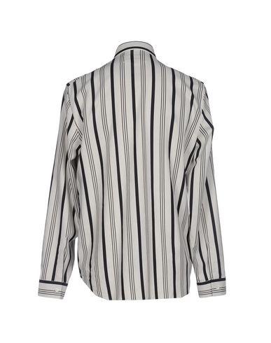 utløp 2014 unisex splitter nye unisex Maison Margiela Stripete Skjorter ny ankomst mote isWU7