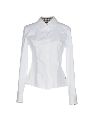 Aquascutum Skjorter Y Glatte Bluser kjøpe billig amazon cnp9a