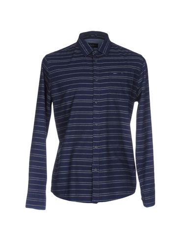 0bb61cb54dad Pepe Jeans Striped Shirt - Men Pepe Jeans Striped Shirts online on ...