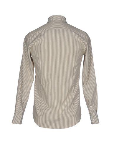 WHO*S WHO Gestreiftes Hemd Billig Verkauf Online-Shopping Erscheinungsdaten Authentisch Fii1DJG93