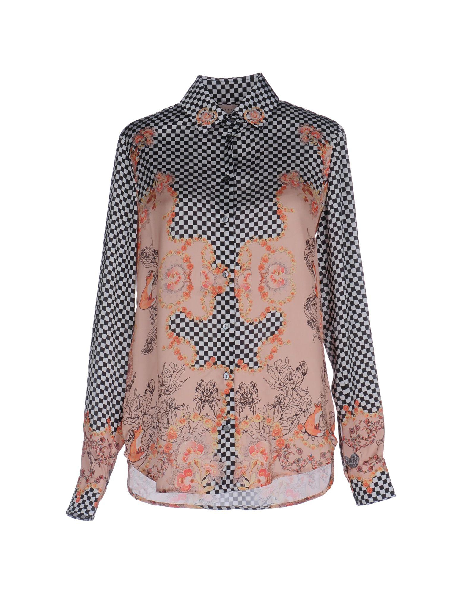 Camicia A Quadri Rary Donna - Acquista online su VucYXjX