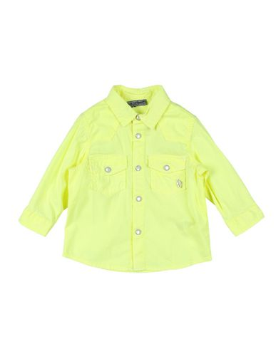 GRANT GARÇON BABY - Solid color shirt