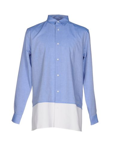 CLOT Patterned Shirt in Azure