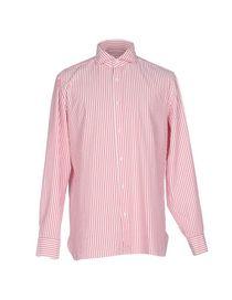 LUIGI BORRELLI NAPOLI - Striped shirt