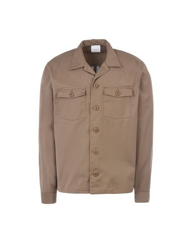 WOOD WOOD - Solid color shirt