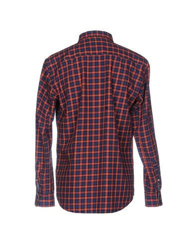 billig salg 100% 55 Vintage Rutete Skjorte Manchester online D5DUQ