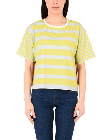 klaring anbefaler Leo Studio Utforming Kort Silke T-skjorte Blusa klaring samlinger rask levering online utløp utrolig pris LQd2Ip