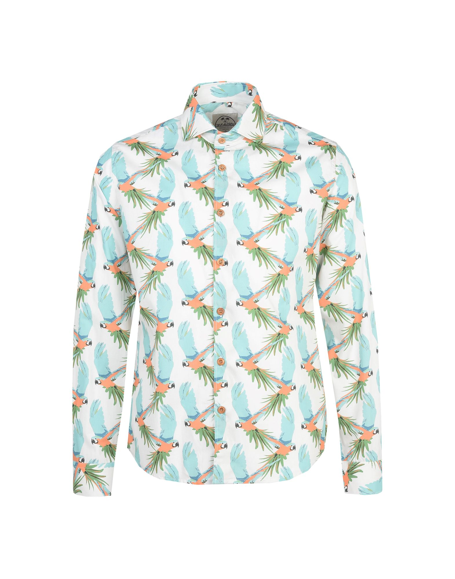 Camicia Fantasia Mitchumm Industries Uomo - Acquista online su