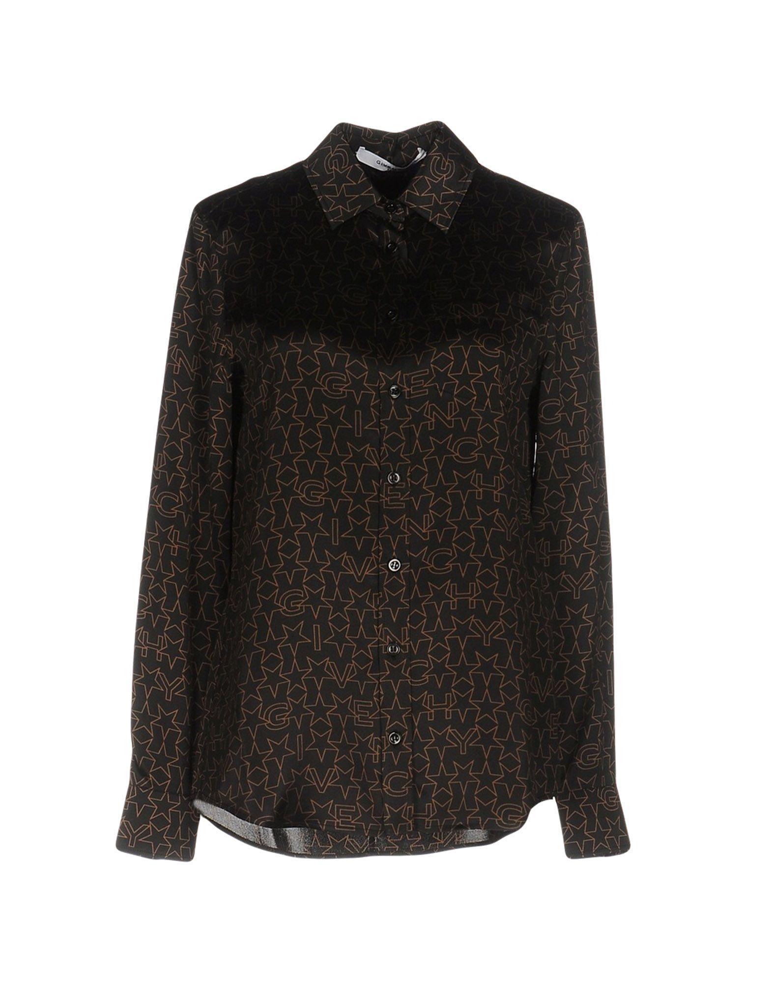 Camicie E Bluse In Seta Givenchy Donna - Acquista online su pDw9P