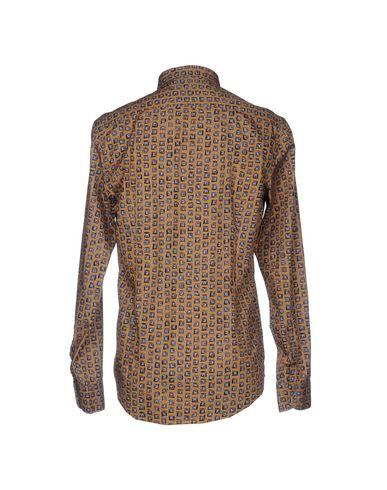 5 Avdeling Trykt Skjorte klaring billig pris perfekt billig pris 7WINjKf9D