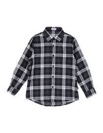 IL GUFO - Checked shirt
