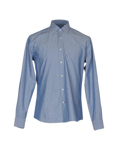 KEN BARRELL Einfarbiges Hemd