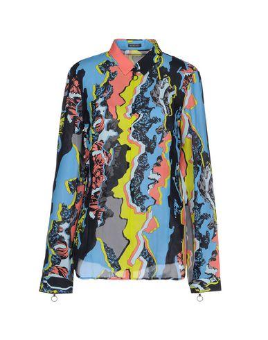 Online Kaufen Authentisch VERSACE Hemden und Blusen aus Seide Wie Viel Günstigen Preis EoTwuQhgY