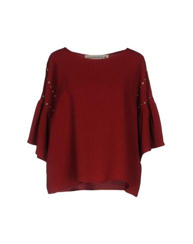 mote stil online Shirtaporter Blusa utløp priser kjøpe billig footlocker Manchester billig online bKkMuE8J