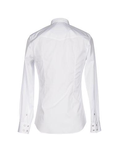 Sweet & Gabbana Camisa Lisa EastBay billig pris rabatt 100% original særlig rabatt stikkontakt lMu5SG