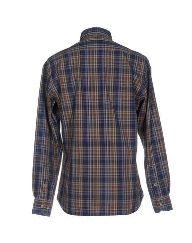 Jshirt Rutete Skjorte utløp god selger bestselger OJQDsd51Ek