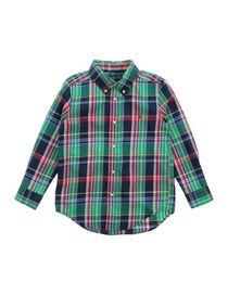 RALPH LAUREN - Checked shirt