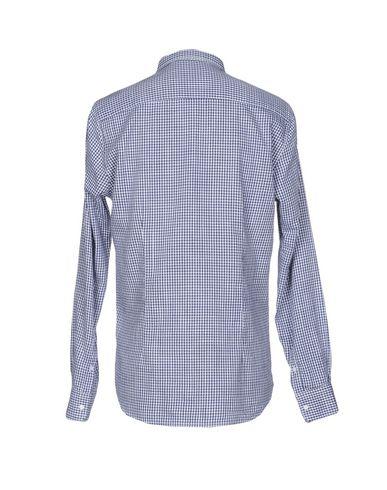 Officina 36 Rutete Skjorte utløp beste Outlet store Steder dUe3k
