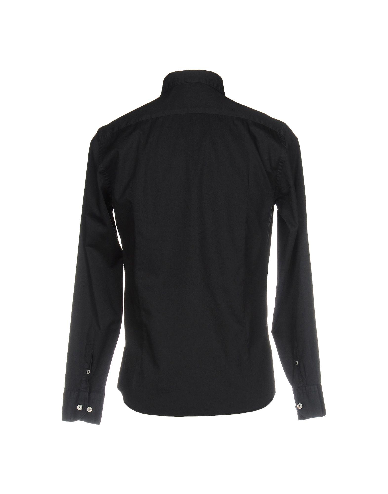Camicia Tinta Unita Bastoncino Bastoncino Unita Uomo - 38646894AR 8e8686