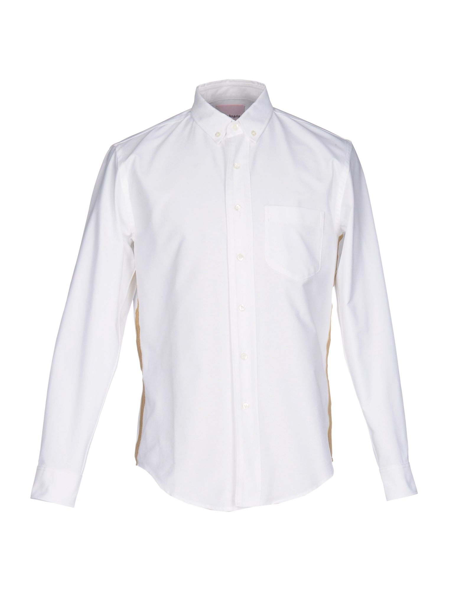 Camicia Tinta Unita Palm Angels Uomo - Acquista online su