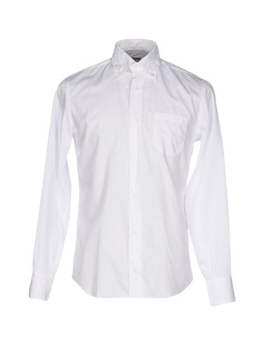 Eleventy Downs Solid color shirt
