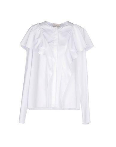 LANVIN Camisas y blusas lisas