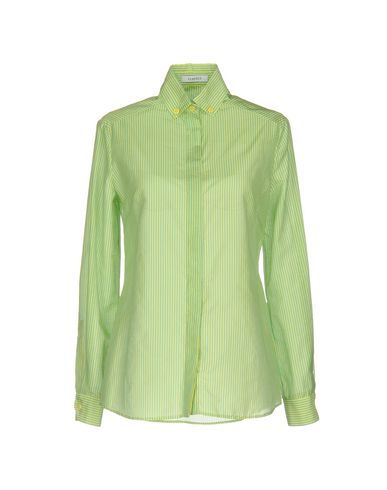 Großhandel Wählen Sie einen besten günstigen Preis VERSACE Gestreiftes Hemd WVBbMqg