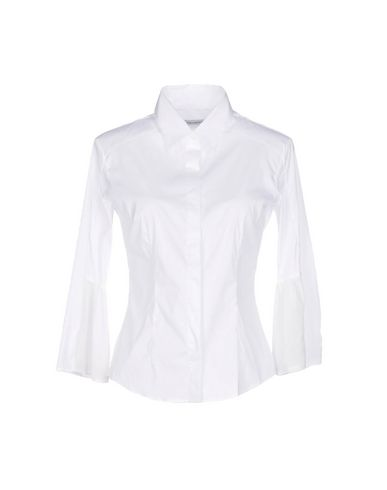 Camicettasnob Solid Color Shirts & Blouses   Shirts D by Camicettasnob