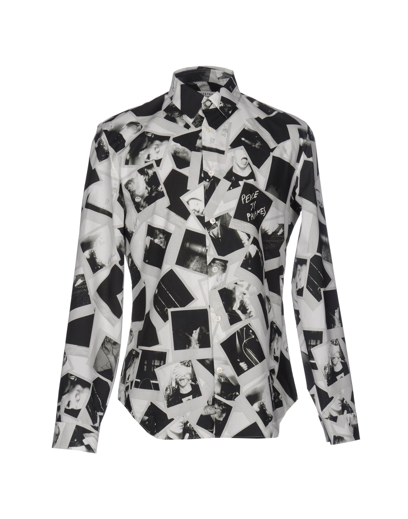 Camicia Fantasia Maison Margiela Donna - Acquista online su