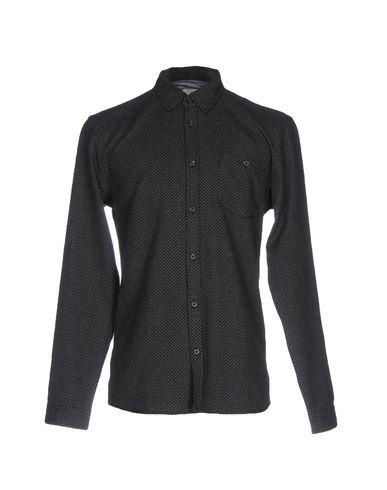 alle årstider tilgjengelige Suit Est. Er Sort. 2004 Camisa Estampada 2004 Trykt Skjorte betale med paypal uttak 2014 billig amazon YojJJm