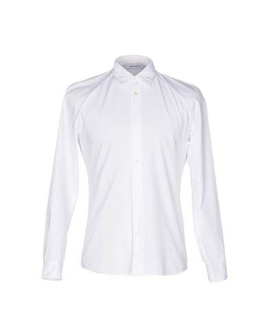 MAURO GRIFONI - Solid colour shirt