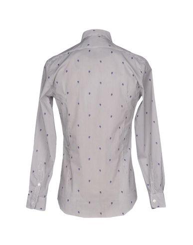 kvalitet gratis frakt rabatt nedtellingen pakke Daniele Alessandrini Stripete Skjorter kjøpe billig uttaket anbefale rabatt visa betaling 8VVMxi