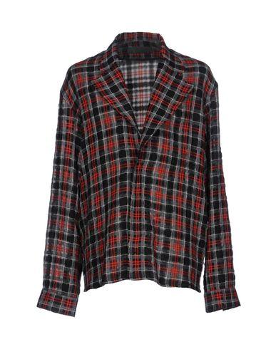 Haider Ackermann Rutete Skjorte rask levering online b7jRG0UgTx