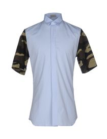 DIOR HOMME - Patterned shirt